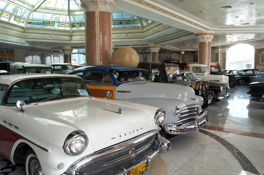 Al Serkal Classic Cars Collection In Dubai UAE CarMuseumcom - Classic car museum