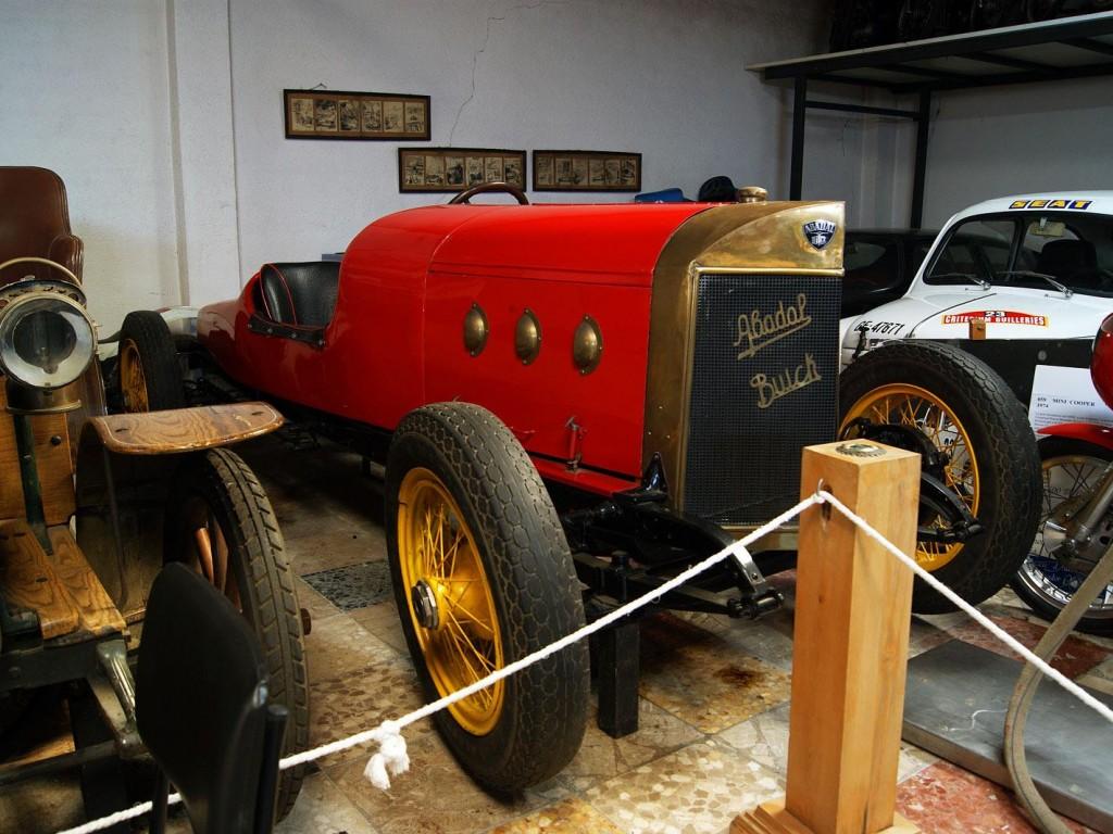 1923 Abadal Buick - mu...