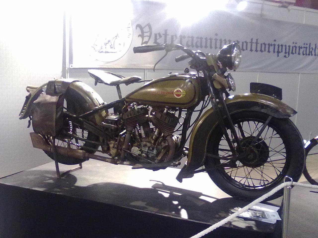 1935 Harley-davidson Rl