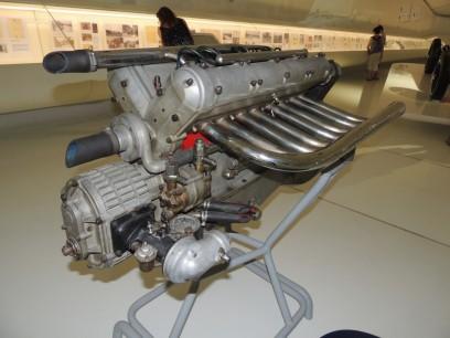 1926 Maserati Motore Tipo 26 - museum exhibit | 360CarMuseum.com