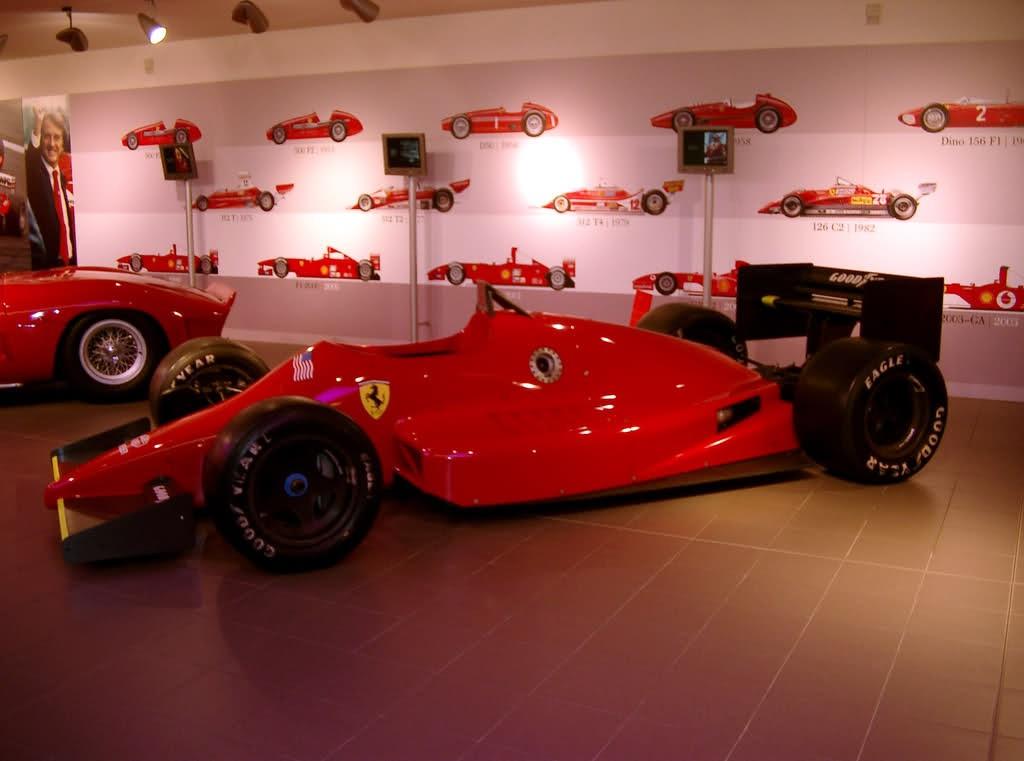 El sueño que no fue, Ferrari y las 500 millas de Indianapolis.