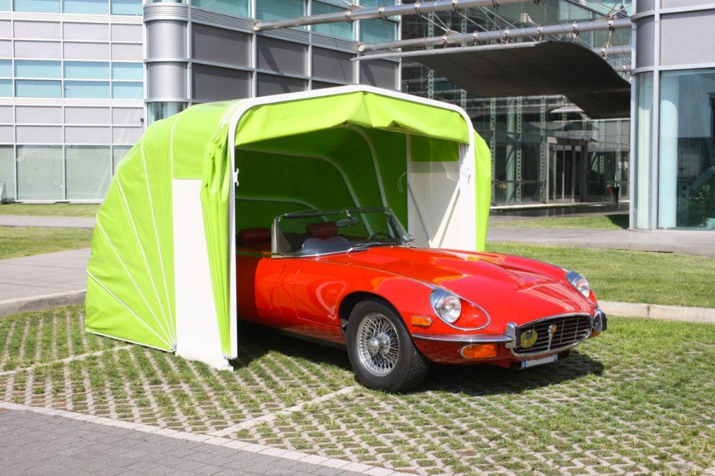1973 jaguar e type museum exhibit On box auto a chiocciola usato