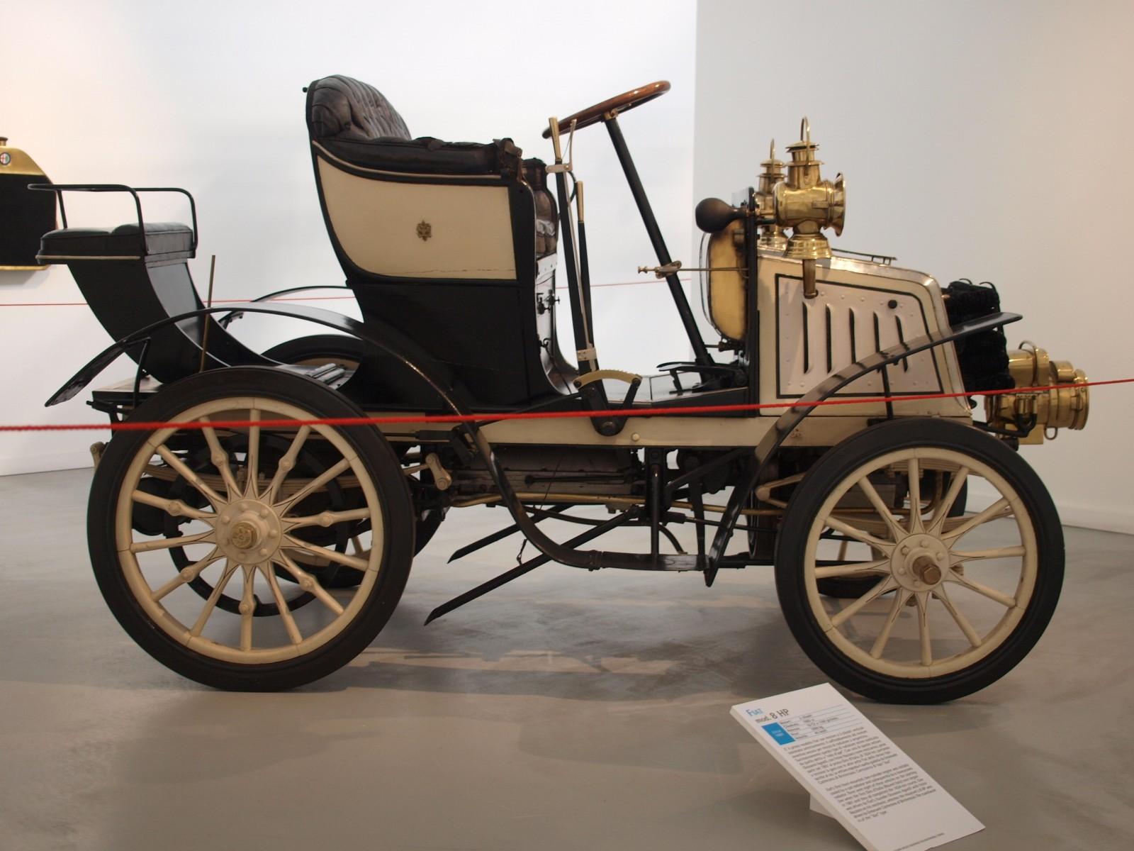 1901 fiat 8hp