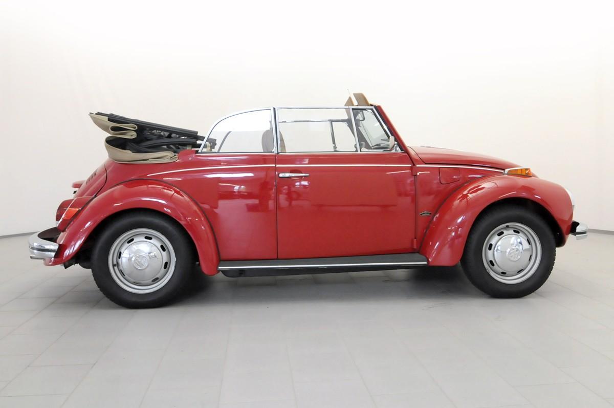 1971 vw k fer cabrio type 1302 museum exhibit. Black Bedroom Furniture Sets. Home Design Ideas