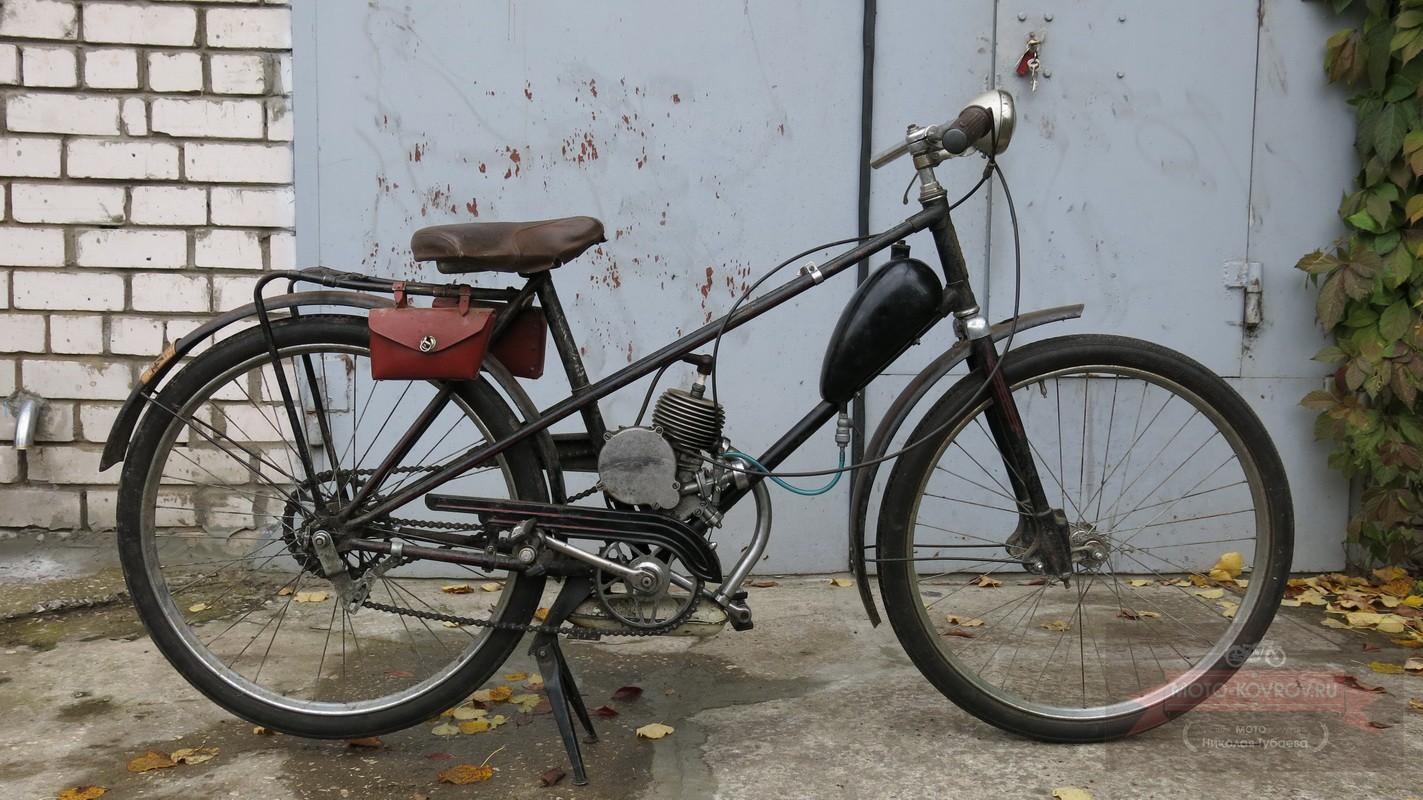 Велосипеды зиф в ссср все модели фото